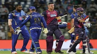 IPL 2016 - Mumbai Indians vs Rising Pune Supergiants - Rising Pune Supergiants Win By 9 Wickets
