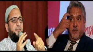 Asaduddin Owaisi Openly Exposed Vijay Mallya Case