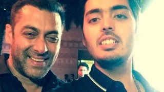 Salman Khan just Reacted to Anant Ambani's UNBELIEVABLE Weight Loss with this Loving Message
