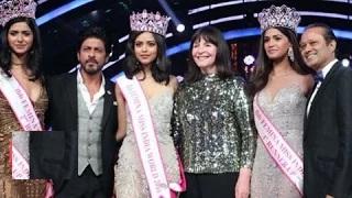 FBB Femina Miss India 2016: Shah Rukh Khan, Shahid Kapoor, Varun Dhawan,