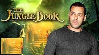 Salman Khan At 'The Jungle Book' Screening