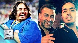 Salman Khan PRAISES Anant Ambani For Weight Loss