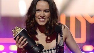 'Star Wars' Wins Big at MTV Movie Awards