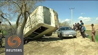 Roadside bomb kills two in Afghan capital