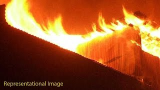 Mumbai: Massive fire breaks out in Bhiwandi, 100 trapped: Bhiwandi Fire