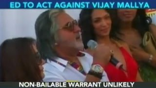 King Of Bad Times: ED To Act Against Vijay Mallya