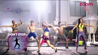 Zoom Zumba Dance Fitness Party Music Video 1 - Mash Up - Pallavi Sharda, Kainaat Arora, Sucheta Pal