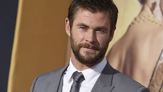 Hemsworth: 'Huntsman' Set 'Like Day-Care'