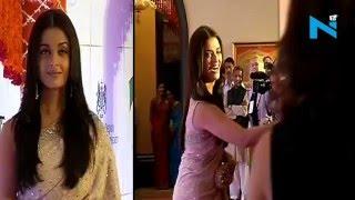 Caught on cam: He kissed, Aishwarya winks