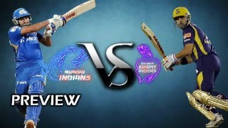 IPL 2016 Mumbai VS kolkata Short  - KKR vs MI Full Match 5th Live