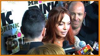 Lindsay Lohan may be engaged