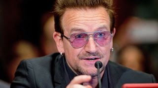Bono: Send Amy Schumer to Tackle Extremism