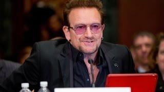 ShowBiz Minute: Bono, Cosby, CinemaCon