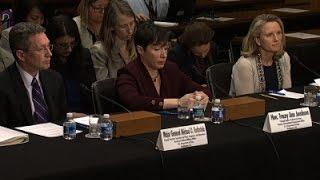 Senators Express Disgust Over UN $ex Crimes