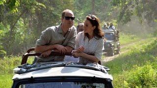 Will and Kate's Kaziranga visit highlights rhino poaching