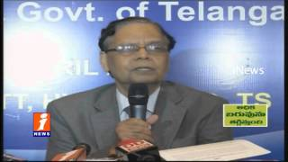 NITI Aayog Task Force Meeting On Poverty Alleviation at Hyderabad  iNews