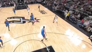 Top 5 NBA Plays: April 12th