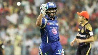 IPL 2016 - Kolkata Knight Riders vs Mumbai Indians - MI Beat KKR By 6 Wickets