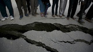 Earthquake on India-Myanmar border - 6.9 magnitude earthquake: Myanmar Earthquake