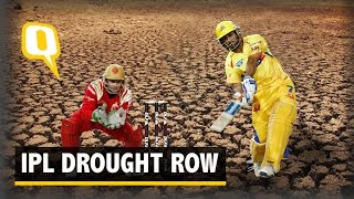 The Quint: Shift IPL Matches Post 30 April Outside Maharashtra: IPL Maharashtra