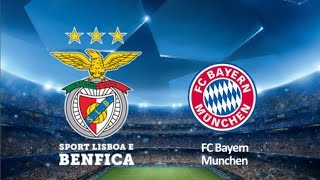 Benfica vs Bayern Munich 2-2 - UEFA Champions League 2016