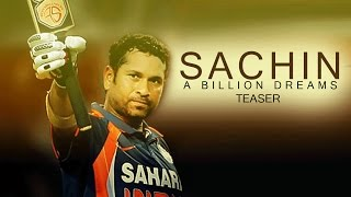 Sachin A Billion Dreams Official TRAILER ft Sachin Tendulkar RELEASES