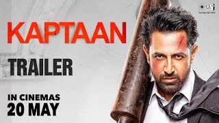 Kaptaan Trailer - Gippy Grewal, Monica, Karishma Kotak, Pankaj Dheer - Latest Punjabi Movie 2016