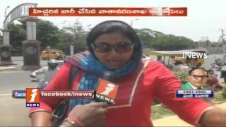 Heavy Summer Heat In Visakhapatnam - Weather Forecast - iNews