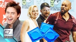 Jared Leto Sends USED 'Condom' To Will Smith & Margot Robbie - Suicide Squad