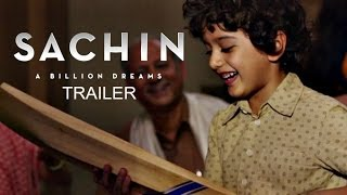 Sachin A Billion Dreams Teaser Trailer 2016 Releases - Sachin Tendulkar
