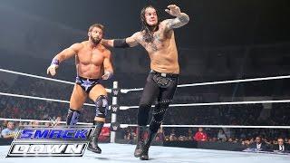 Zack Ryder vs Baron Corbin: SmackDown, April 14, 2016