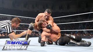 AJ Styles vs. Alberto Del Rio: SmackDown, April 14, 2016