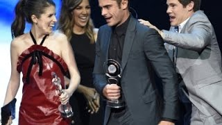 Efron, Kendrick, Reeves Win at CinemaCon