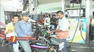 Petrol Price cut by 74 Paisa - Diesel by 1.30 Per litre - iNews