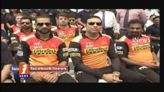 Sunrisers Team Felicitates Apollo Doctors for Completing 1000 Cochlear Implants - iNews