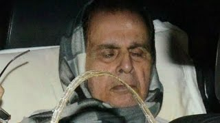 Dilip Kumar admitted to Lilavati Hospital In Mumbai due to respiratory problems