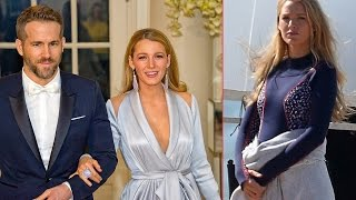 Blake Lively And Ryan Reynolds Expecting 2nd Baby