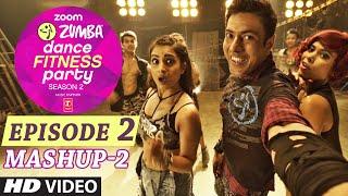 Zoom Zumba Dance Fitness Party Video Song - Mash Up 4 - Pallavi Sharda, Ranveer Brar, Sucheta Pal