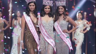 Priyadarshini Chatterjee won Miss India pageant 2016 #VSCOOP