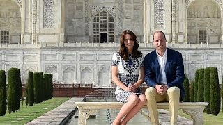 Kate and William gets nostalgic as they visit Taj, remembers Diana