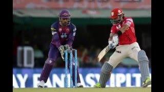 IPL 2016 (RPS vs KXIP) Match 10 Highlights :Rising Pune Supergiants vs Kings XI Punjab, Vivo IPL9