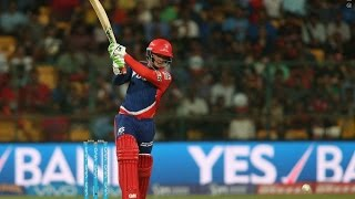 IPL: DD vs RCB, Q de Kock 100, First Hundred IPL 2016, Match 11
