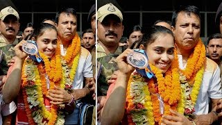 Dipa Karmakar , first Indian woman gymnast to qualify for Rio Olympics