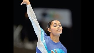 Rio 2016: Dipa Karmakar just became the first ever Indian gymnast to qualify for the Olympics!