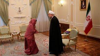 Sushma Swaraj's Iran visit sparks misogynistic trolling: Sushma Swaraj Iran Visit