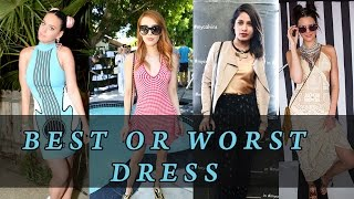 Coachella 2016 : Best & Worst Dressed Celebs