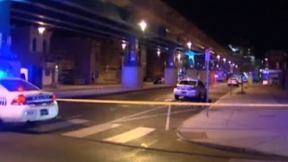 Raw: Pa. Officer Shot Trying to Stop Carjacking