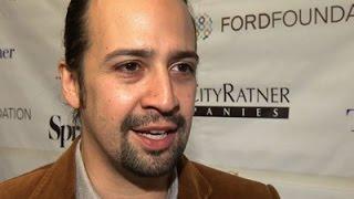 'Hamilton''s Lin-Manuel Miranda Honored
