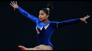 Dipa Karmakar becomes 1st Indian woman gymnast to qualify for Olympics