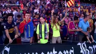 Resumen FC Barcelona 1 - 2 Valencia CF